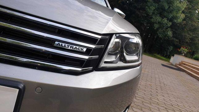 Passat Alltrack 1.8 Benz, Bi-Xseno, Panor Dach, kamer cofa, 149 tys.km