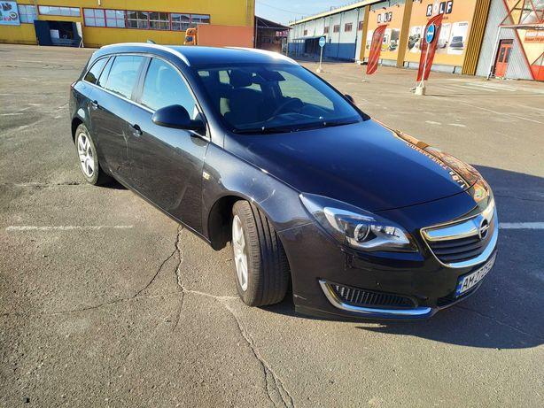 Opel Insignia 2015 (2016 м. г.) adaptive bi-xenon