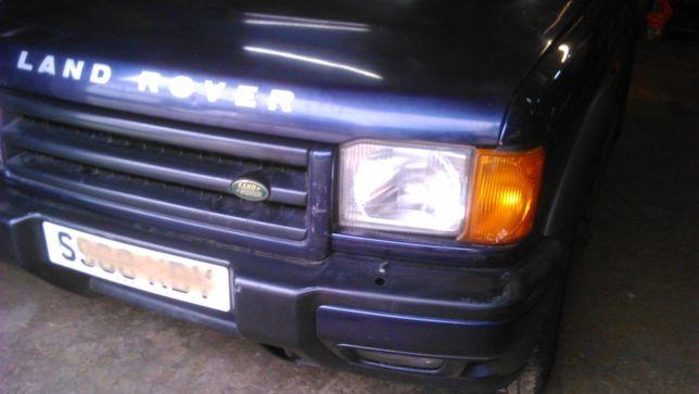 Land Rover Discovery td5 Peças