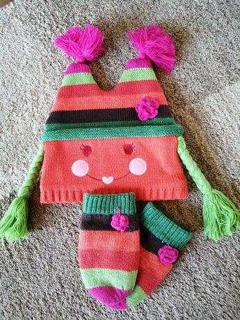 Czapeczka plus rękawiczki Children's Place 18-24 miesiące