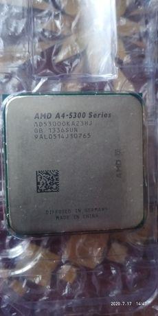 Процессор AMD A4 - 5300