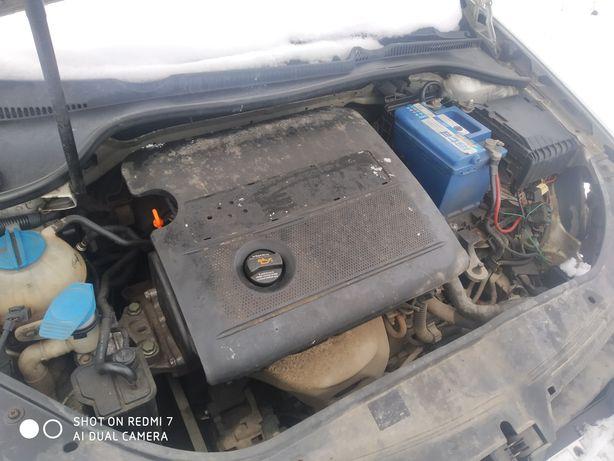 Двигун Volkswagen Golf 5 1.4 BCA 75kw