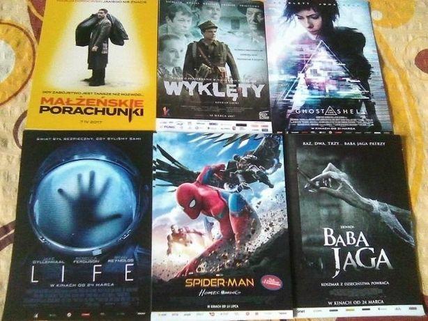 Plakaty z filmów