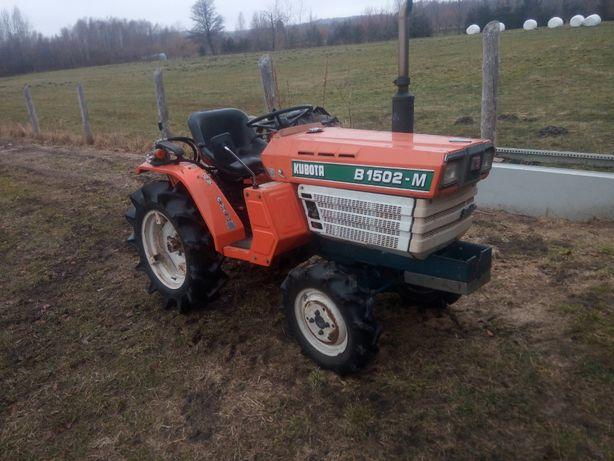 Traktorek ogrodowy Kubota B1502-m ciagniczek ciagnik