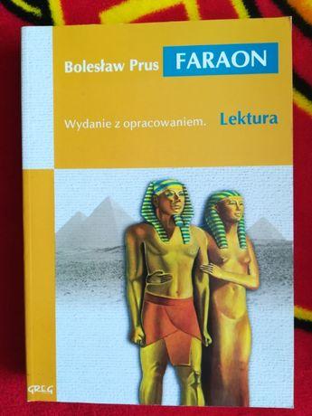 Faraon B.Prus -wydanie z opracowaniem