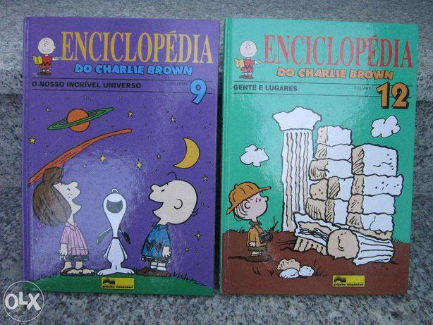 livro didático musica para crianças Enciclopedia Charlie Brown