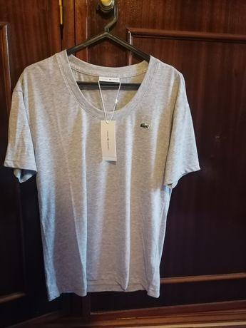 T-shirt lacoste nova