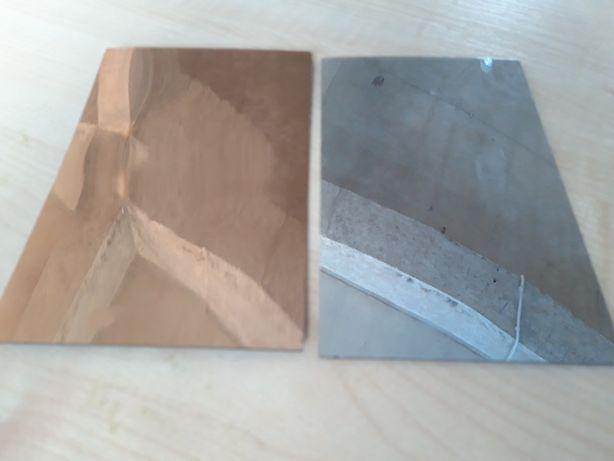Полістирол золото та срібло дзеркальний Пластик