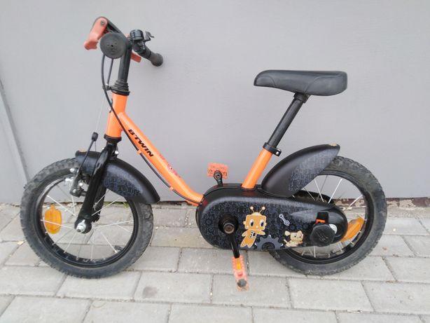 Rowerek dziecięcy  b' twin kola 14