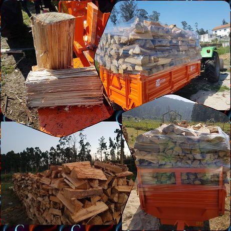 Vendo lenha eucalipto