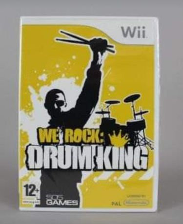 Gra We Rock: Drum King na Nintendo Wii
