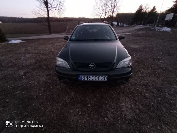Opel Astra G II Kombi