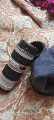 Canon 70-200 f4 todo estado boa