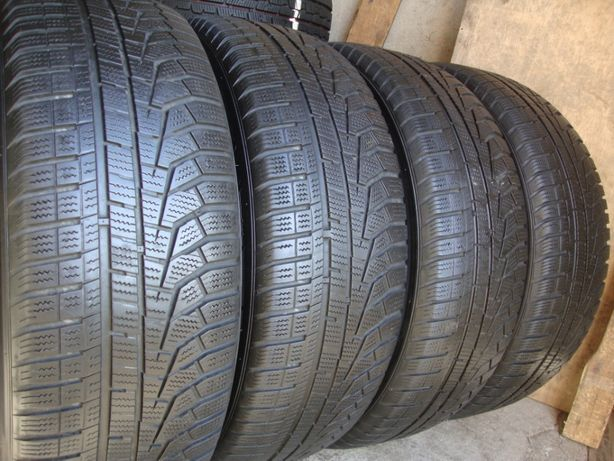 Hankook Winter I`cept evo2 215/60r16 made in Hungary 4шт 15год 5-5,5мм