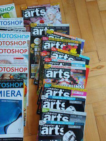Photoshop ksiazki i czasopisma