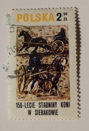 Znaczek pocztowy.