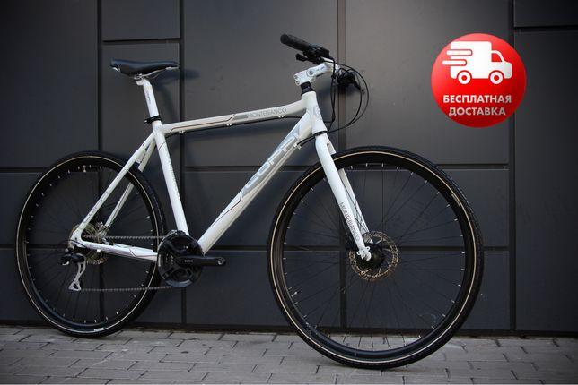 Городской велосипед гибрид Coppi scott cube trek marida pride marin