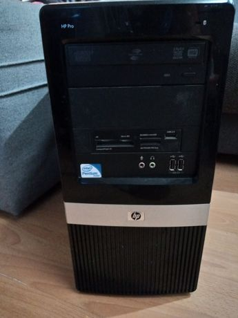 HP komputer stacjonarny pc