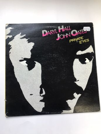 Daryl Hall John Oates Private Eyes vinyl winyl