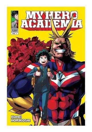 My Hero Academia: Volume 1 - VIZ