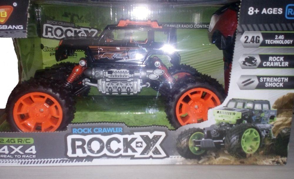 Машинка на пульте управления Rock Crawler 4x4 Донецк - изображение 1