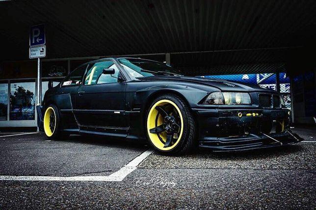 Roketbunny BMW E36