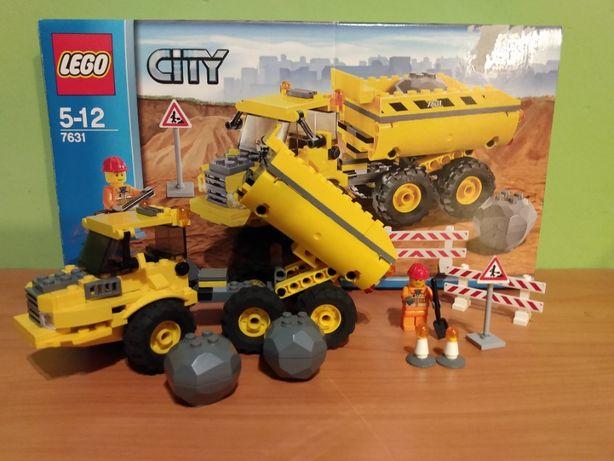 LEGO 7631 City Ciężarówka budowlana