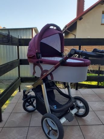 Wózek 2w1 baby desing