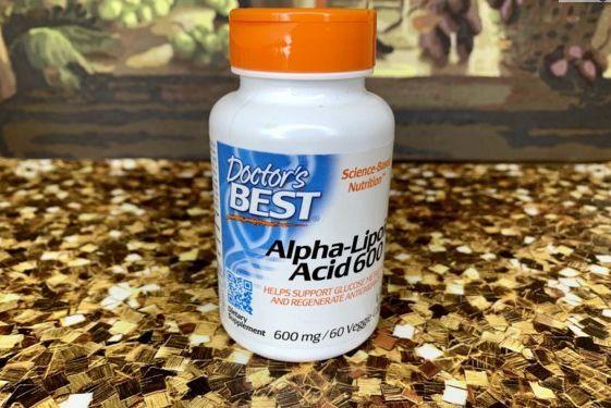 Doctor´s Best альфа-липоевая кислота. 150 мг, 120 растительных капсул
