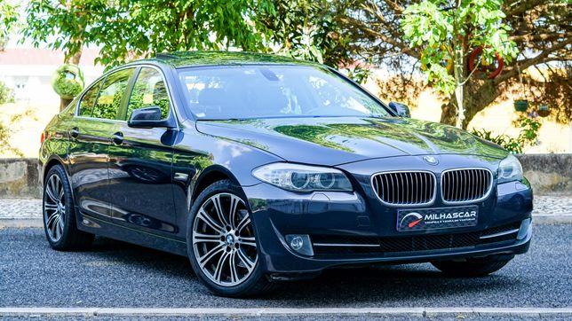 BMW 520D Caixa automática