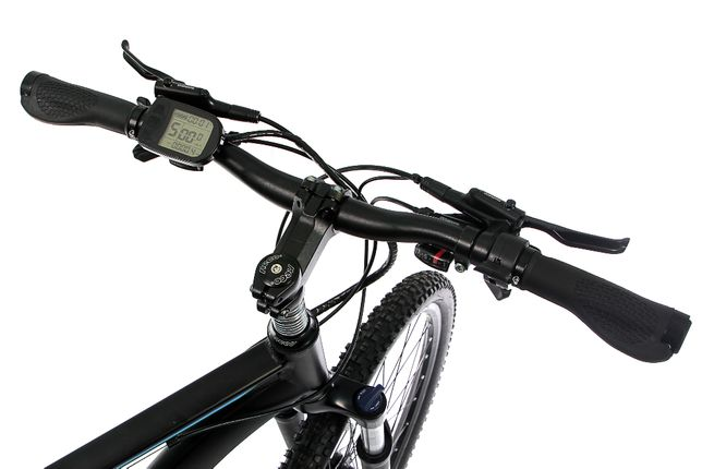 "Электровелосипед E-motion MTB GT,алюминиевый,рама 19"",36V12Ah500W"