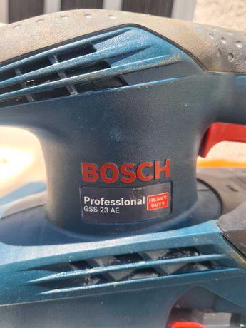 Lixadora bosch professional gss 23 AE