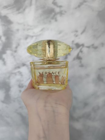Perfumy Versace Yellow Diamond Intense 90ml + Gratis