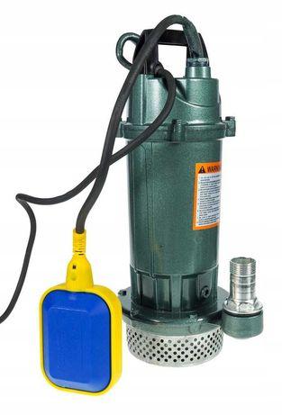 Pompa do wody  czystej  brudnej z pływakiem