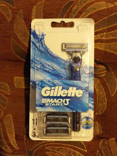 Gillette Mach 3 start oryginalne