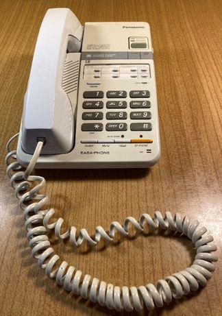 Telefon stacjonarny przewodowy z sekretarką PANASONIK EASA PHONE