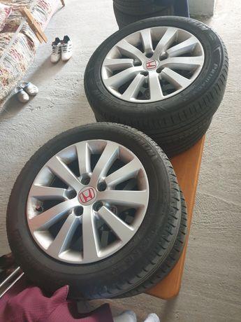Jantes clm pneus 16 Honda Civic Ep