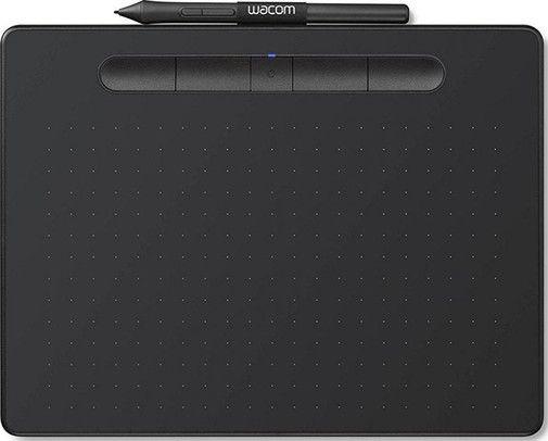 Продам графический планшет Wacom Intuos M Bluetooth (CTL-6100WLK-N)