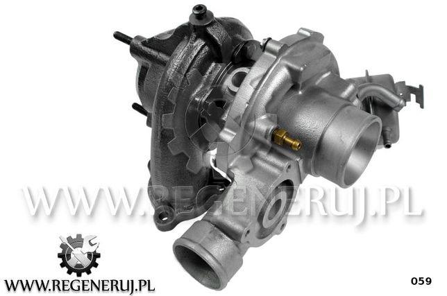 Turbosprężarka Garrett 720168 Opel Vectra C 2.0 Turbo 175KM Z 20 NET