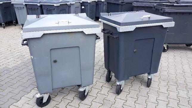 Kosz na śmieci 240 litrów Pojemnik na odpady 400 litrów FV 23%