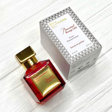 Maison Francis Kurkdjian Baccarat Rouge 540 Extrait Духи Бакара руж