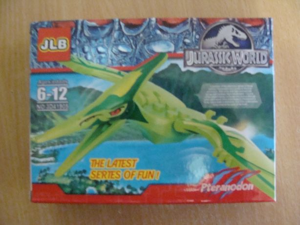 Конструктор динозавр птеродактиль