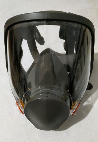 Аналог полнолицевой маски 3М серии 6800 (без фильтров)+защитная пленка