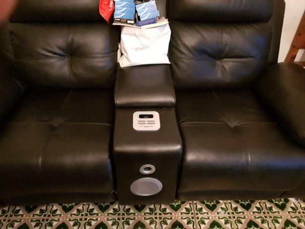 Sofa electrico com colunas e com pen ct memoria e iphone