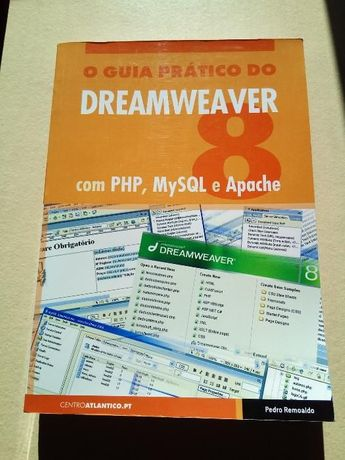 Livro - Guia Prático do Dreamweaver 8