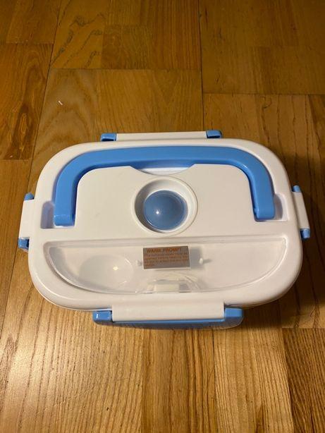 Pojemnik na jedzenie z opcją podgrzewania (brak kabla zasilającego)