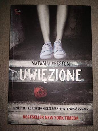 """""""Uwięzione"""" Natasha Preston"""