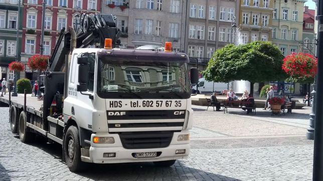 Transport HDS Wrocław