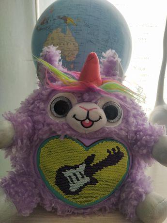 Іграшка  у вигляді вівці