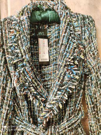 NY kardigan płaszczyk r 36 nowy